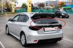 Спойлер. Subaru Impreza, GH Subaru Impreza WRX, GH