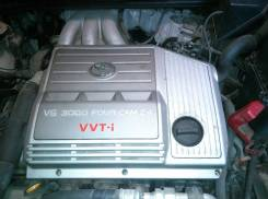 Крышка двигателя. Toyota: Mark II Wagon Qualis, Windom, Pronard, Harrier, Estima Lexus ES300, MCV20 Lexus RX300, MCU10, MCU15 Двигатель 1MZFE