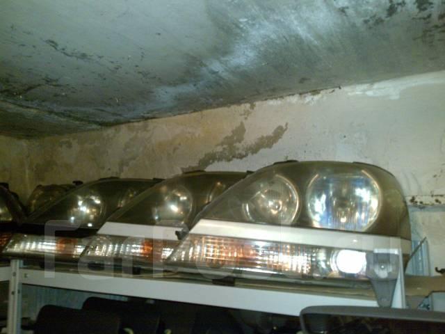 Фара. Toyota Harrier, ACU10, ACU10W, ACU15, ACU15W, MCU10, MCU10W, MCU15, MCU15W, SXU10, SXU10W, SXU15, SXU15W Lexus RX300, MCU10, MCU15 Двигатели: 1M...