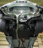 Выхлопная система. Nissan GT-R, R35 Двигатель VR38DETT
