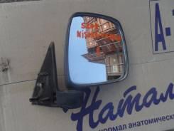 Зеркало заднего вида боковое. Nissan Vanette, S27R