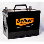 Delkor. 100 А.ч., правое крепление, производство США