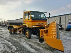 Nissan Diesel. Снегоуборочная машина Bigtrumb 6WD, 15 000куб. см.