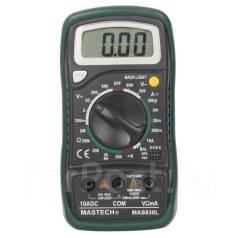 Мультиметр цифровой Mastech MAS830 + бонус Diodvl