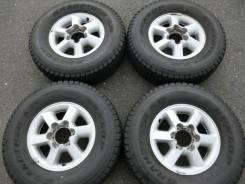 Dunlop Grandtrek SJ5. Зимние, 2012 год, износ: 5%, 4 шт