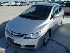 Honda Civic Hybrid. FD3, LDA