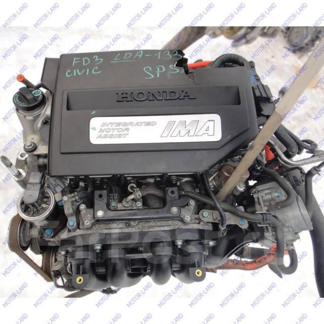 Контрактный б/у двигатель Honda LDA / LDA-MF5