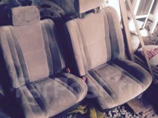 Сиденье. Toyota Crown, GS131H, GS131
