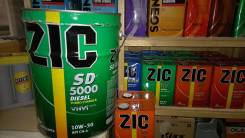 ZIC. Вязкость 10w30, минеральное
