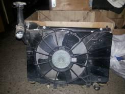 Радиатор охлаждения двигателя. Mazda Demio, DY5R, DY3R, DY5W, DY3W Двигатели: ZJVE, ZYVE, ZJVE ZYVE