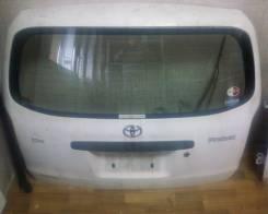 Дверь багажника. Toyota Probox