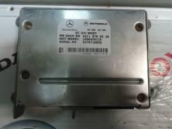 Блок управления телефоном. Mercedes-Benz M-Class, W164