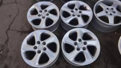 Mazda. 6.5x16, 5x114.30, ET55, ЦО 67,1мм.
