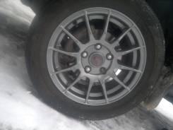 NZ Wheels. 6.5x15, 5x114.30, ET38, ЦО 74,0мм.
