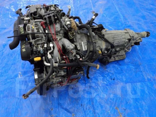 Двигатель в сборе. Subaru Legacy, BH5, BH9 Двигатели: EJ25, EJ254