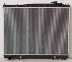 Радиатор охлаждения двигателя. Nissan Terrano, PR50, RR50 Nissan Pathfinder Nissan Terrano Regulus, JLUR50, JTR50, JLR50, JRR50 Двигатели: QD32TI, TD2...