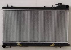 Радиатор охлаждения двигателя. Subaru Impreza, GC2, GF5, GF6, GF3, GC1, GF4, GF1, GF2, GFA, GC8, GC6, GC4, GF8 Subaru Forester, SF5, SF9 Двигатели: EJ...