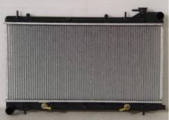 Радиатор охлаждения двигателя. Subaru Forester, SF9, SF6, SF5 Subaru Impreza, GC8, GFA, GC1, GF4, GC2, GF5, GF2, GF3, GF8, GC6, GF6, GC4, GF1 Двигател...