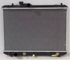Радиатор охлаждения двигателя. Suzuki Kei, ZC31S, ZC21S, ZD21S, ZC11S, ZC71S, ZD11S Suzuki Swift, ZC31S, ZC21S, ZC11S, ZD11S, ZD21S, ZC71S