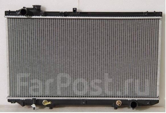 Радиатор охлаждения двигателя. Lexus GS300, JZS160, UZS160 Lexus GS400, JZS160, UZS160 Lexus GS430, JZS160, UZS160 Toyota Aristo, JZS160 Двигатели: 1U...