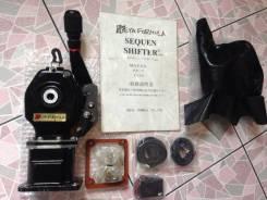 Механическая коробка переключения передач. Mazda RX-7, FD3S Двигатель 13BREW