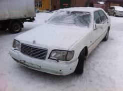 Mercedes-Benz S-Class. W140, M120