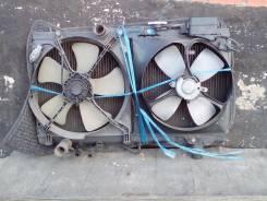 Радиатор охлаждения двигателя. Toyota Carina, AT190, AT191, AT211, AT210