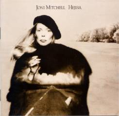 "CD Joni Mitchell ""Hejira"" 1976 Germany"