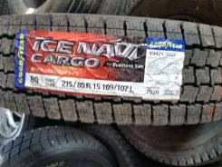 Goodyear Ice Navi. Всесезонные, 2014 год, без износа, 4 шт