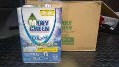 Moly Green. Вязкость 5W-30, минеральное