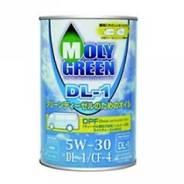 Moly Green. Вязкость 15W30, минеральное