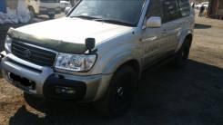 Расширитель крыла. Toyota Land Cruiser Toyota Land Cruiser Cygnus. Под заказ
