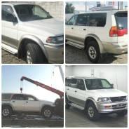 Дверь боковая. Mitsubishi Challenger, K99W, K94WG, K94W, K97WG, K96W Mitsubishi Pajero Sport Mitsubishi Montero Sport