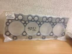 Прокладка головки блока цилиндров. Mitsubishi Canter Двигатель 4D32