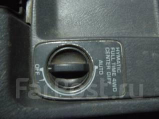 Кнопка включения 4wd. Toyota Carina, AT175 Двигатель 4AFE