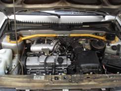 Двигатель инжекторный и карбюраторный