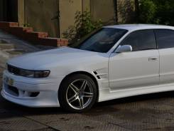 Крыло. Toyota Chaser