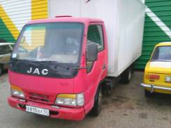 JAC HFC1020K. Изотермический фургон, 2 500 куб. см., 2 000 кг.