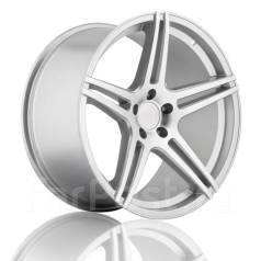 Incurve Wheels. 10.5x20, 5x114.30, ET45