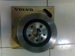 Диск тормозной. Volvo S80 Volvo XC70 Volvo S60, FS45, FS40, FS62, FS48, FS42 Volvo V60
