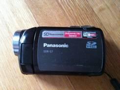 Panasonic SDR-S7. с объективом