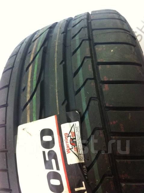 Bridgestone Potenza RE050. Летние, 2009 год, без износа, 4 шт