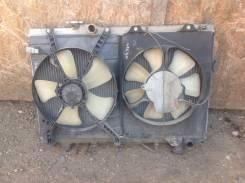 Радиатор охлаждения двигателя. Toyota Ipsum, SXM10, SXM10G, SXM15G, SXM15
