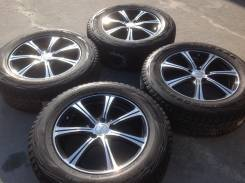 235/65 R 18 Bridgestone Blizzak DM-V1 литые диски 5х114.3 R18 (л2-18001). x18 5x114.30