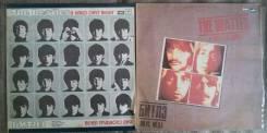 """Продам две пластинки """"Beatles"""" одним лотом."""