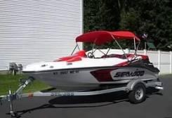 BRP Sea-Doo Speedster. Год: 2008 год, длина 4,50м., двигатель стационарный, 215,00л.с., бензин