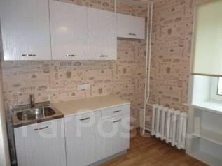 1-комнатная, Хабаровск, Краснодарская улица, 21. Железнодорожный, агентство, 32 кв.м.
