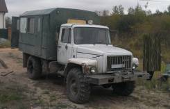 ГАЗ-33081. ГАЗ 33081, 4 750 куб. см., 3 000 кг.