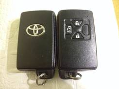 Ключ зажигания, смарт-ключ. Toyota: Voxy, Noah, Isis, Vellfire, Estima, Alphard