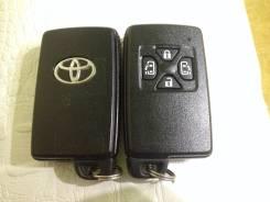 Ключ зажигания. Toyota: Voxy, Noah, Isis, Vellfire, Alphard, Estima